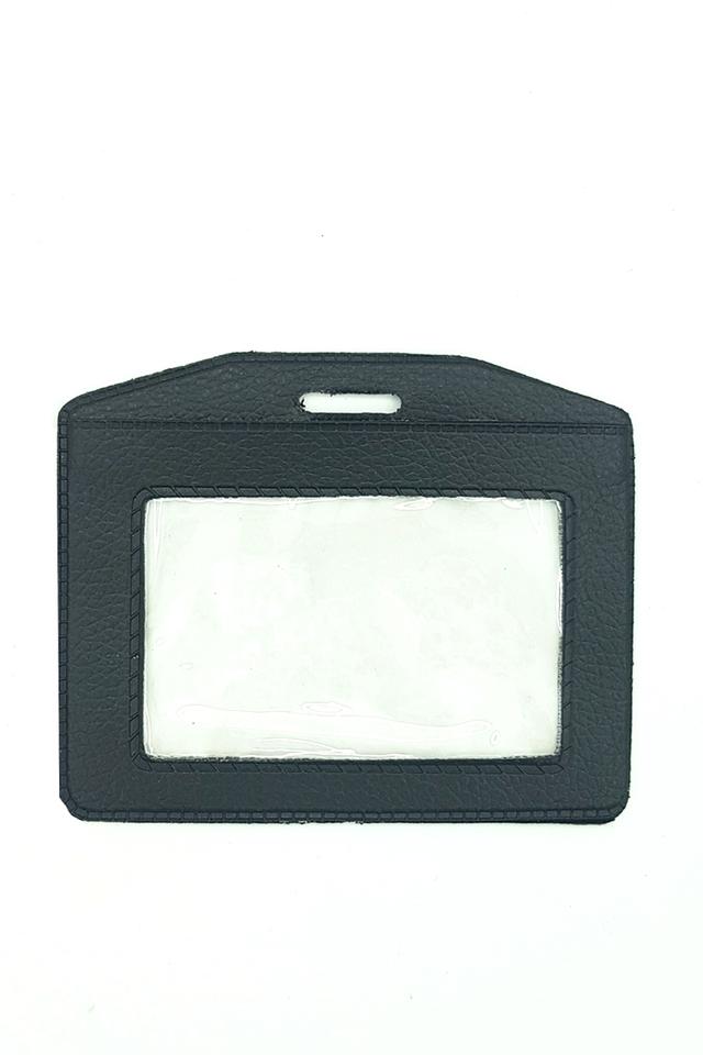 Black Basic Card Landscape