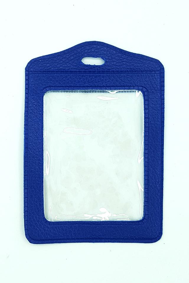 Dark Blue Basic Card Portrait