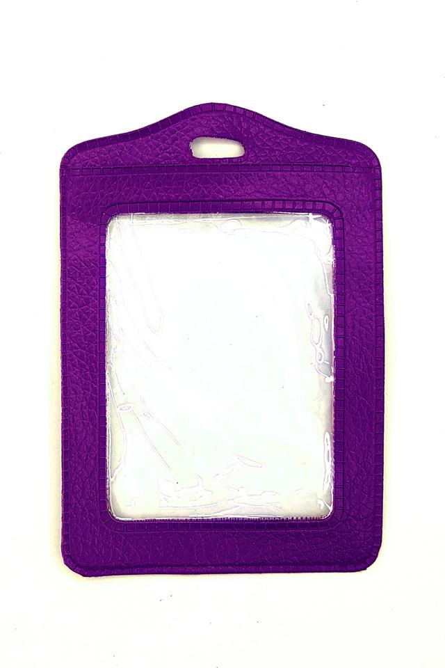 Purple Basic Card Portrait