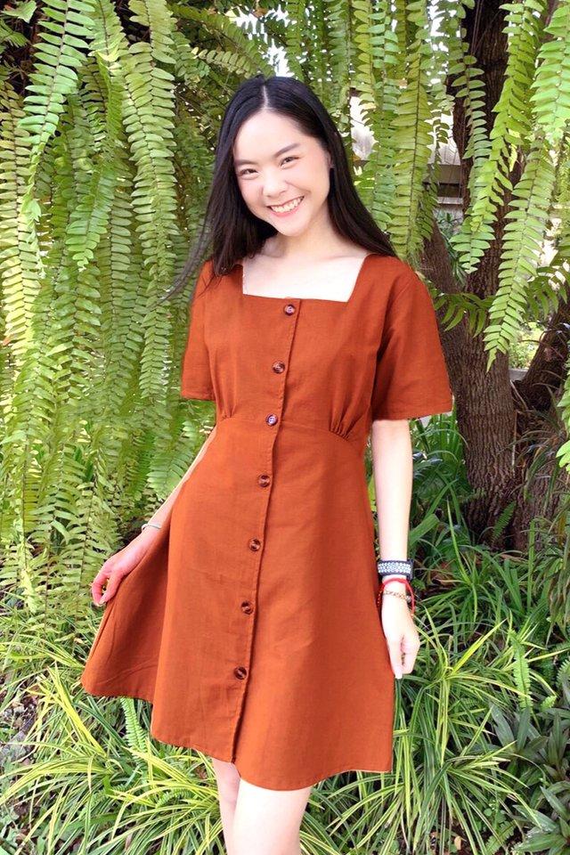 FAQLABEL - Freya Button Down Dress (2 Colours)