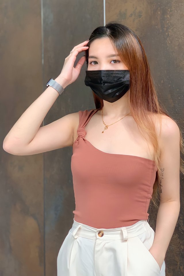 Knot Toga Top (8 Colours)
