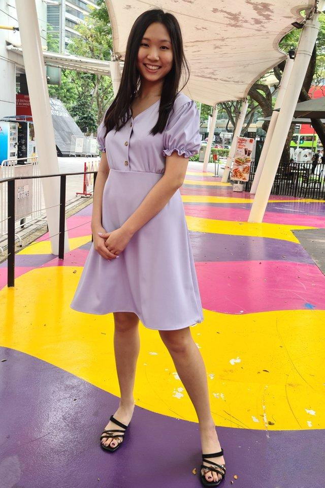 Mandy Puff Sleeve Dress (5 Colours)