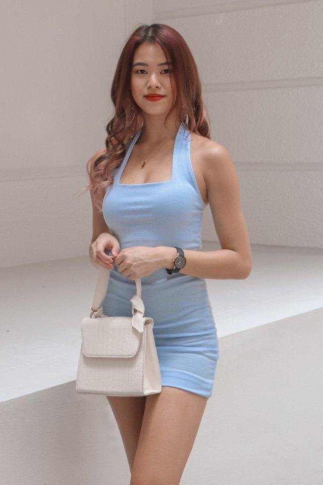 Thalia Halter Dress (8 colours)