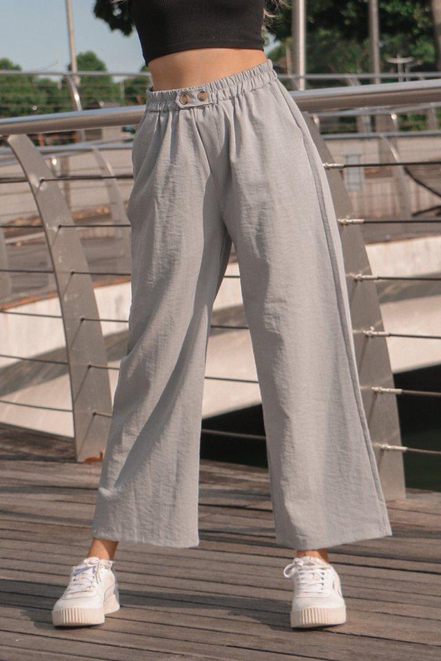 Relax Cotton Linen Pants (3 colours)