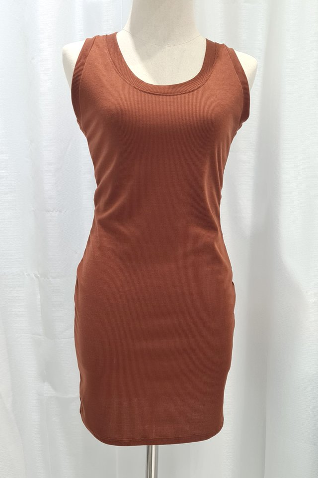 Ross Round Neck Dress (5 colours)